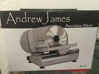 Andrew James Precision Slicer