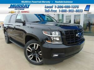 2018 Chevrolet Suburban Premier *Wireless charging *Heated front