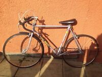 Eddy Merckx vintage road bike, very good condition