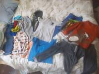 Boys clothes bundle 5-6years