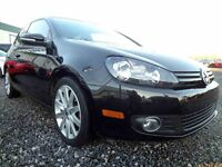 2010 VOLKSWAGEN GOLF Golf/Manual/Coupe/Ac/Toit/Cruise