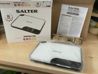 SALTER weighing scales NEW BOXED