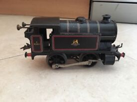 Hornsby o guage clockwork tank engine