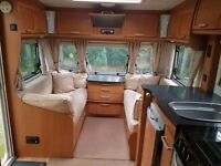 LUNAR LEXON 575EB 4 BERTH **** **FIXED BED*******STUNNING*****