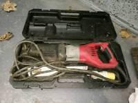 Milwaukee 110V reciprocating saw