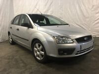 2006 Ford Focus 1.6 Sport 5dr **MOT** Cheap Cars Glasgow