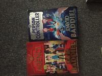 Children's books...David Baddiel