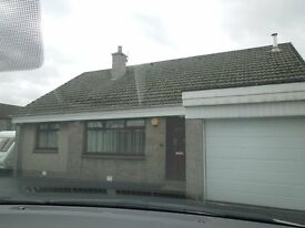 3 Bed Bungalow to let in Newmachar
