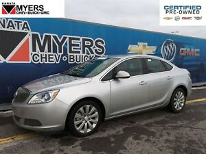 2016 Buick Verano LOADED CONVENIENCE PKG, REMOTE START, REAR VIS