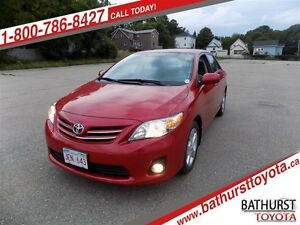 2013 Toyota Corolla LE (A4) $134 Biwkly