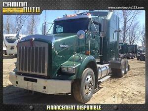 2011 Kenworth T800 -