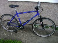 "Extremely good condition Kona Fire mountain, ""97"" model,19 inch Medium frame."