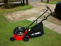 Sanli lawnmower vgc