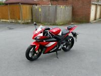Yamaha R125 2010* Fresh Condition* YZF R125 Aprilia RS125 RS 125 Honda CBR 125 KTM DUKE 125