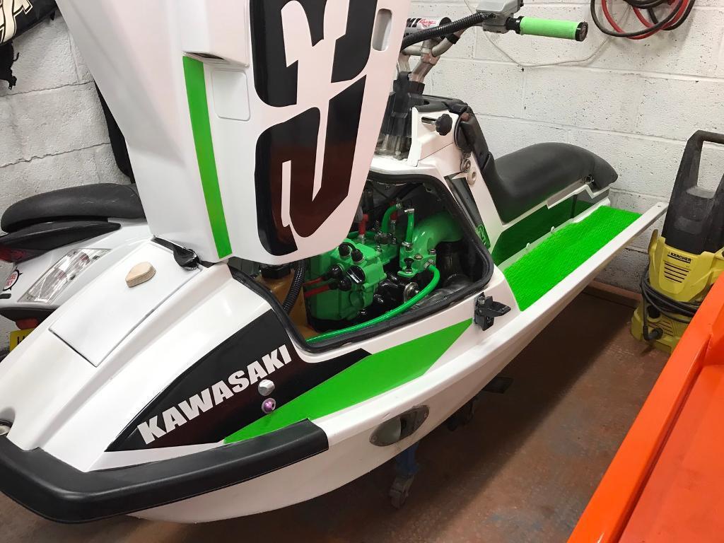 Kawasaki X Engine Swap