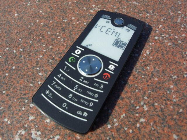 Motorola F3 TOP HANDY ORIGINAL zu 100% SEHR GUT FREI FÜR ALLE KARTEN