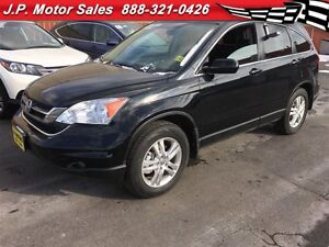 2011 Honda CR-V EX-L, Automatic, Leather, Heated Seats, 4wd