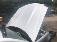 2001 Mercedes slk 200 bonnet