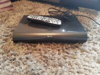 Sky HD Box 2TB.. With Remote & Power cable.