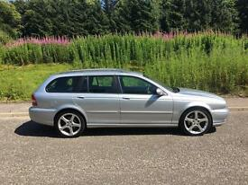 2006 Jaguar X Type 2.2 Sport Premium Estate
