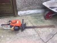 STIHL hedge trimmer not working