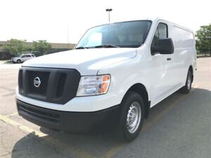 2013 Nissan NV 1500 S|Insulated|Rear Heater|Ramp|Power Group