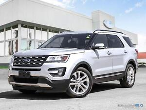 2016 Ford Explorer $297 b/w | Limited | 4x4 | Leather | Navigati