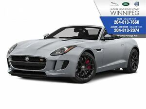 2016 Jaguar F-Type S *LOCAL ONE OWNER* *LOW KM*