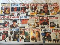 Empire Magazines - all of them with their supplements and extras