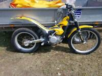 Scorpa sy 250 trials bike