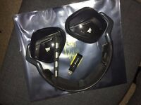 Corsair Gaming VOID RGB Dolby 7.1 Full-Size Wireless Headset - Black