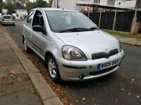 Auto Toyota Yaris CDX Auto - 46,000 Miles Only - Drives Great - Immaculate Condition Parking Sensors