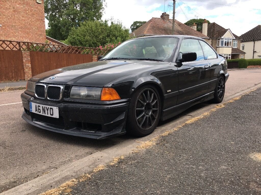 bmw e36 328i coupe modified in rushden northamptonshire gumtree. Black Bedroom Furniture Sets. Home Design Ideas