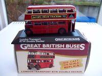 Diecast London Bus