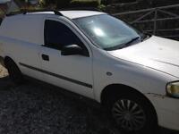 Vauxhall Astra van spare or repair