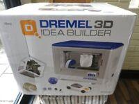 BRAND NEW DREMEL 3D PRINTER 3D20-01 ( RRP £ 799.99 )