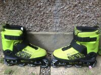 ROLLERBLADES NEW FOR ONLY £ 50