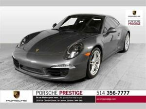 2013 Porsche 911 Carrera 4 Pre-owned vehicle 2013 Porsche 911 Ca