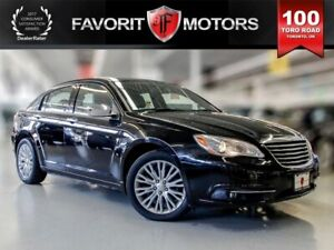 2013 Chrysler 200 Limited, Leather, Heated Seats, Sunroof, Bluet