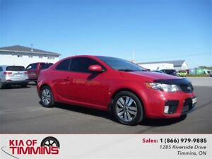 2013 Kia Forte Koup 2.0L EX Heated Seats Bluetooth