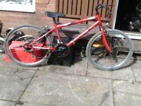 kids bike mountain bike