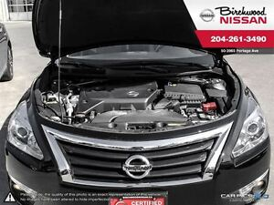 2015 Nissan Altima 2.5 SL ACCIDENT FREE AND SERVICED HERE!