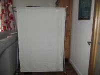 Cream Canvas Wardrobe