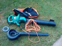 Leaf Blower / Vacuum Black & Decker VGC Used Once