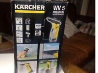 New Karcher wv5 window cleaner