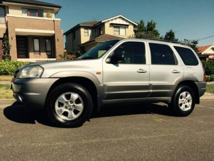 2005 Mazda Tribute SUV Luxury Sports Leather SUNROOF LONG REGO A1 Meadowbank Ryde Area Preview