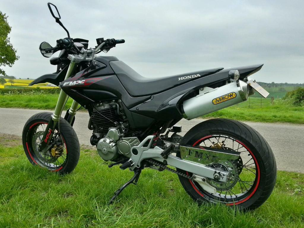 honda fmx 650 in broughton buckinghamshire gumtree. Black Bedroom Furniture Sets. Home Design Ideas