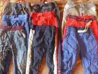Boys Joggers/Tracksuit bottoms Age 3-4 years