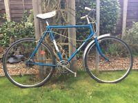 BSA vintage bike in good condition