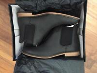 Brand New Black Chelsea Boots (UK 11) from asos